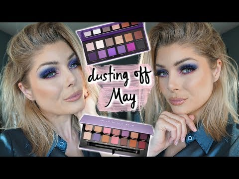 Dusting Off My Norvina & Paradise Fallen Palettes   May #5 thumbnail