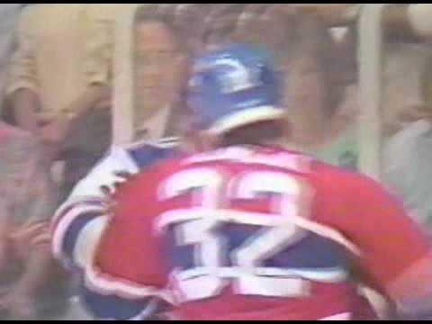 Claude Lemieux vs James Patrick May 7, 1986