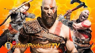 NEW MeriPodcast 11x28: Análisis de God of War