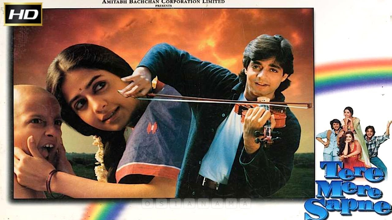 Download Tere Mere Sapne 1996 - Romantic Movie | Arshad Warsi, Chandrachur Singh, Simran, Priya Gill.
