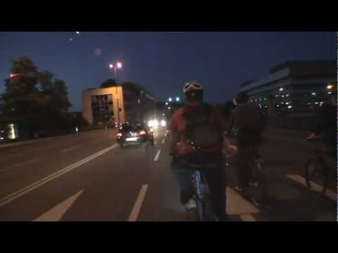 1st Critical Mass Nightride, Wuppertal