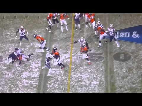 CJ Anderson 48 yard touchdown vs Patriots