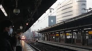 313系Y33+J3編成回送列車名古屋6番線通過