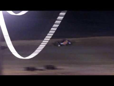 Desert Thunder Raceway Dwarf Car Main Event 4/14/18