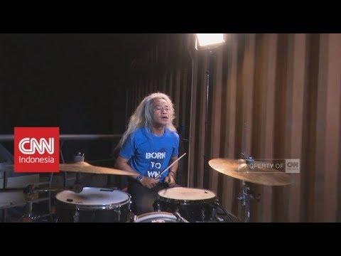 Kunto Hartono, Drummer Indonesia Pemegang Rekor Dunia