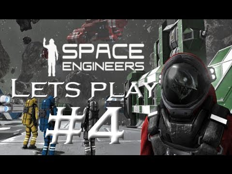 "Let's Play : Space Engineers - Multiplayer Survival #4 ""Tomorrow wendy"""