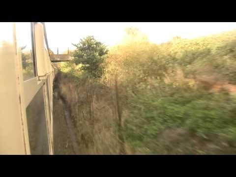 Doctor Hoo Railtour 8th Nov 2014   Windowhanging Grain to Hoo Junction