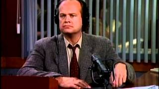 Frasier - Season 2 Extras - It's a girl thing