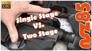 AR-15 - Single Stage Vs. Two Stage Triggers