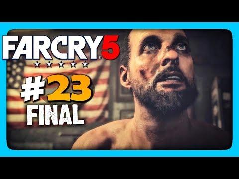 Far Cry 5 Прохождение на русском #23 ✅ ФИНАЛ ИГРЫ + СЕКРЕТНЫЙ ФИНАЛ! thumbnail