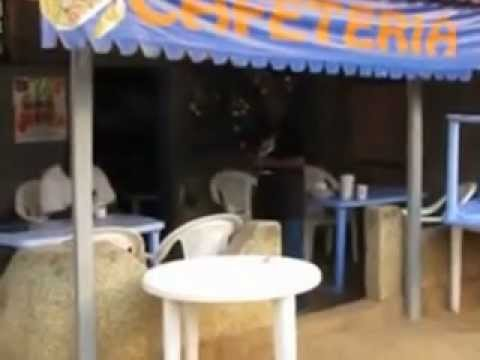 Lome Togo Cheap Breakfast Restaurant or Cafeteria - West Africa