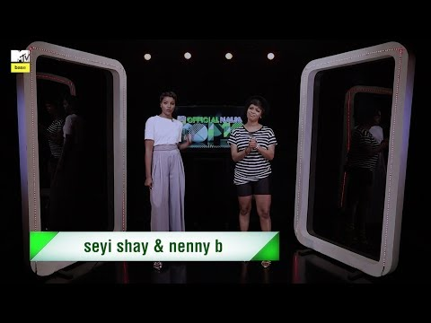 Seyi Shay joins Nenny B on the Official Naija Top 10