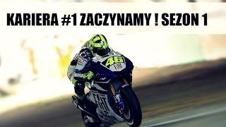 MotoGP 13 Kariera #1 - Zaczynamy z Mocnym Kopnięciem !