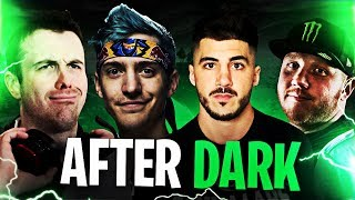 AFTER DARK W/ NINJA, NICKMERCS & DRLUPO!! | Fortnite Battle Royale Highlights #185