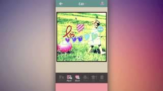 """iPhoneアプリ """"My Heart Camera 〜 ハートカメラ"""""""