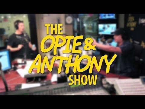 Opie & Anthony - Defending Jay Severin