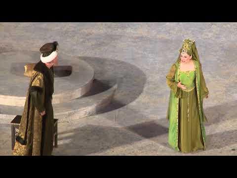 Efes'te Saraydan Kız Kaçırma