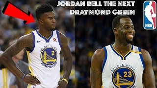 The Next Draymond Green - Jordan Bell