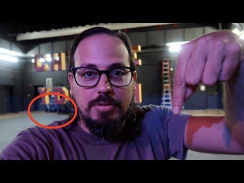 UN FANTASMA EN EL TEATRO? - Vlog 326