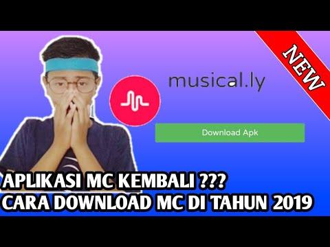 Hah Mc Kambekk?!!! CARA DOWNLOAD MUSICAL.LY [INDONESIA]