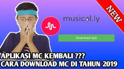 Hah mc kambekk?!!! CARA DOWNLOAD MUSICAL.LY [INDONESIA]