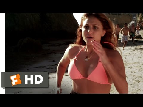 Sharknado (1/10) Movie CLIP - Everyone Out of the Water! (2013) HD