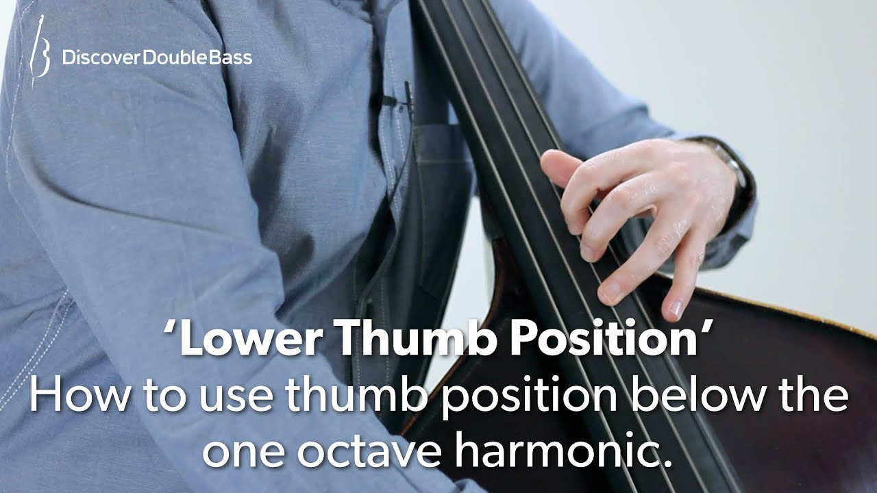 double-bass-thumb-position