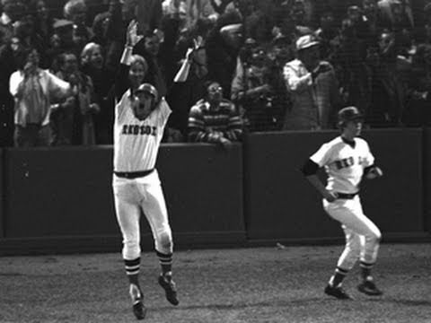1975 World Series, Game 6: Reds @ Red Sox