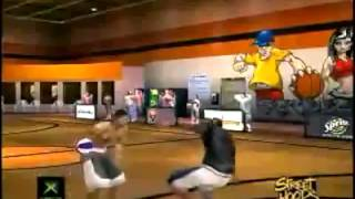 Street Hoops   Retro Commercial   Trailer   2002 Activision