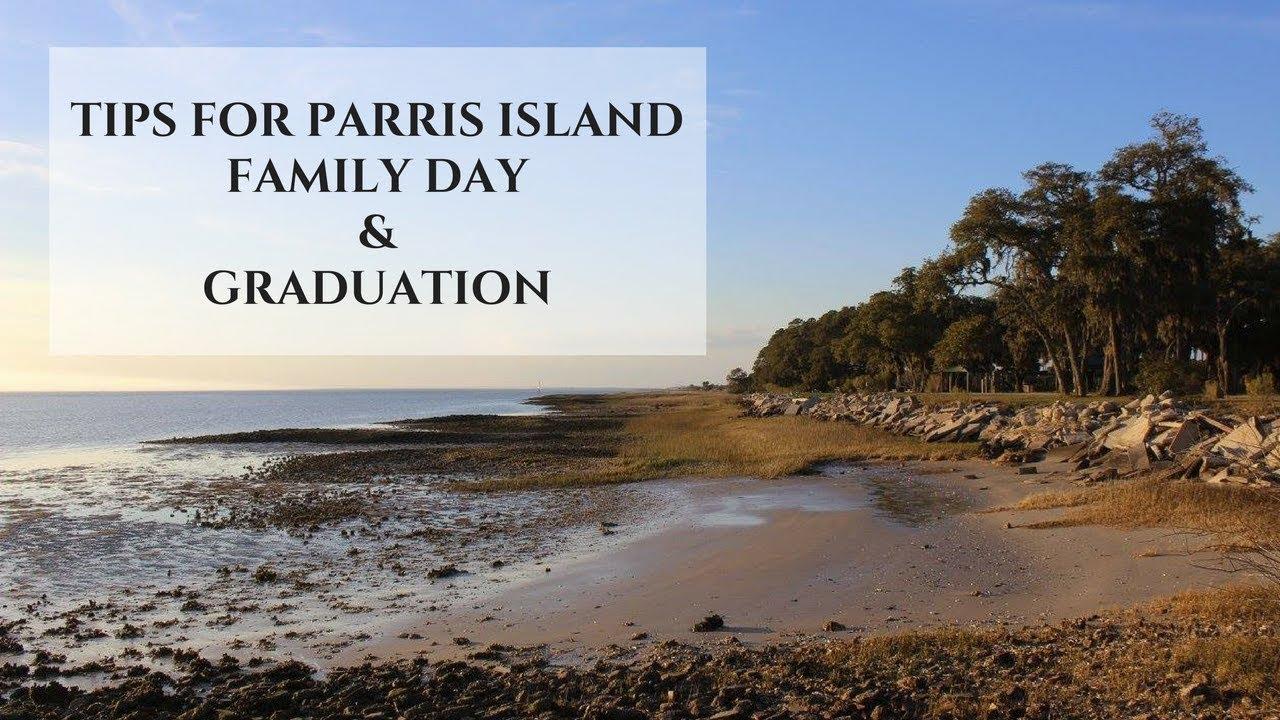 Parris Island Family Day Graduation