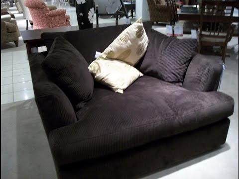 Oversized Chaise Lounge Indoor - YouTube