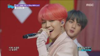 Download lagu BTS Boy With Luv