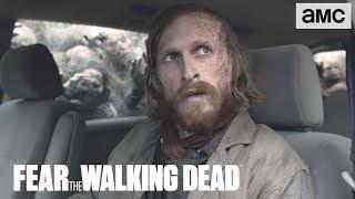 'A Look at Dwight's Journey' Inside Season 5 BTS | Fear the Walking Dead