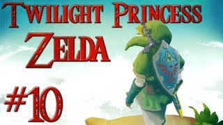 Zelda Twilight Princess : Second Cristal | Episode 10 - Let
