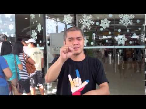 How to go to SM mall of Asia for free video relay service?