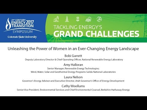 Unleashing the Power of Women in an Ever-Changing Energy Landscape