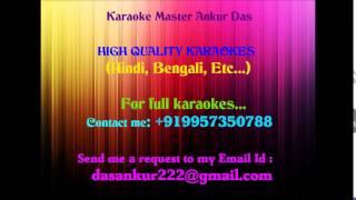 Yeh Dosti Hum Nahin Karaoke Sholay By Ankur Das 09957350788