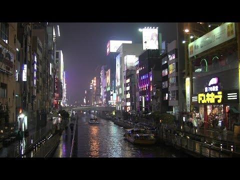 2013.11・大阪散策(Osaka Walk)(阿倍野橋~ミナミを散策)