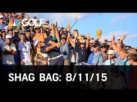 Monday Scramble: Shag Bag 8/11/15  | Golf Channel