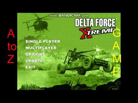 How To Control Delta Force Extreme On Pc