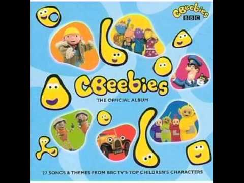 Cbeebies The Official Album: The Shiny Show- The Shiny Show Theme