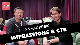 Impressions, CTR & more - Sneak Peek #3 thumbnail