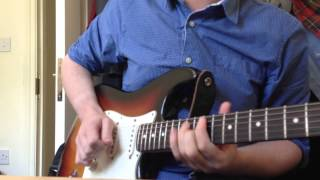 The Beatles - You Never Give Me Your Money - Full cover on Guitar