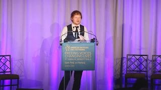 Ed Sheeran Reflects on His Childhood Struggle With Stuttering