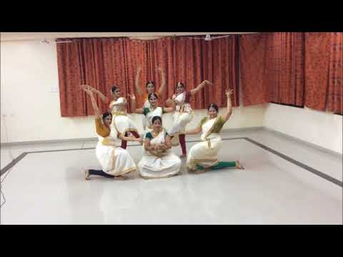 SMR Onam 2014- Sivadam dance