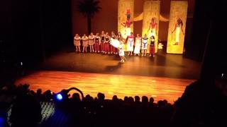 Caesar en Cleopatra, toneel 2012 - Promo