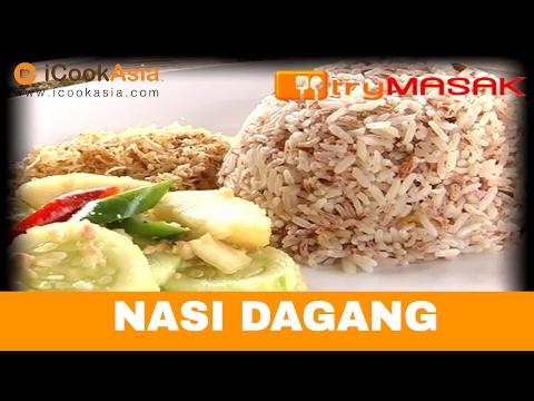 Nasi Dagang   Try Masak   iCookAsia