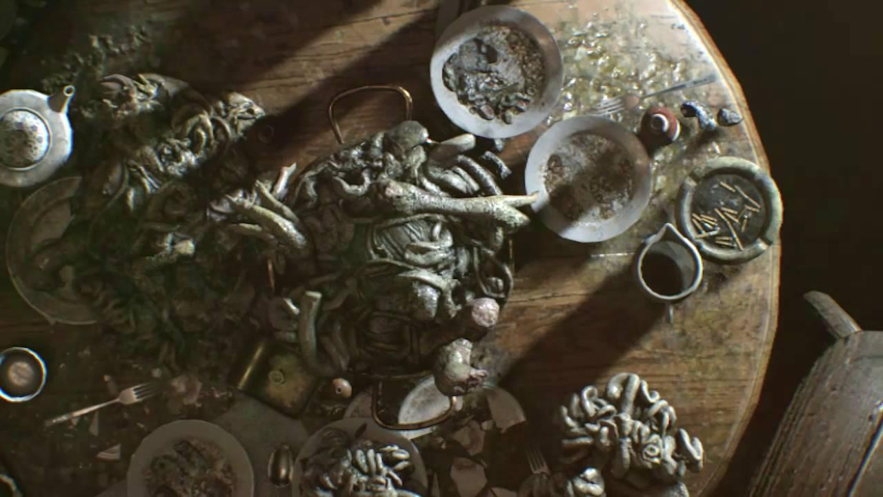 Resident Evil 7 Announce Trailer