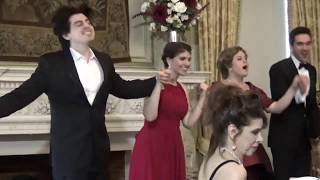"""Libiamo ne' lieti calici"" from La traviata at Opera at Florham"