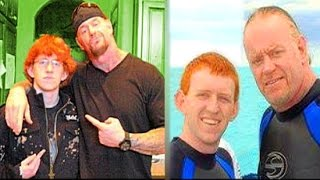 10 Most Shocking Secrets About The Undertaker's Son